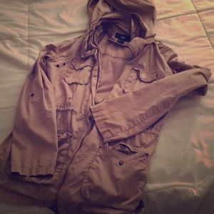 H&M trench jacket